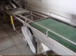 Cages Transporation Conveyor