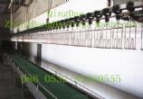 Poultry slaughtering conveying line